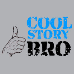 Cool Story Bro Design