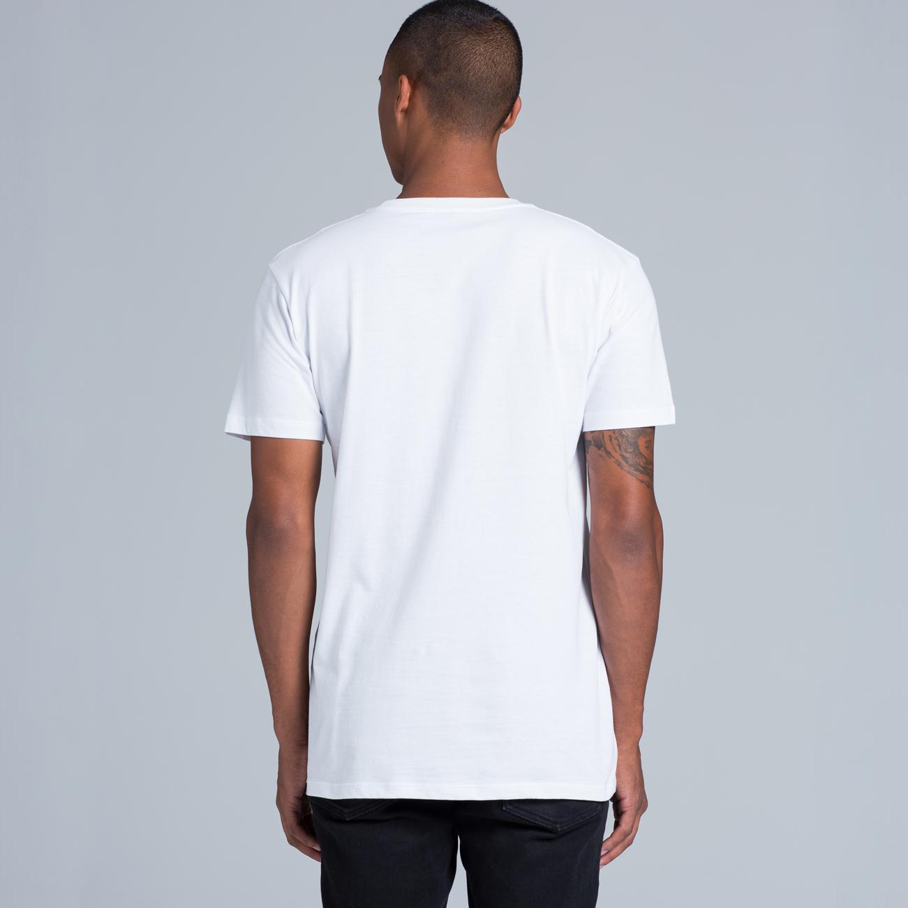 Mens paper t shirt t shirt printing t shirt design for Colour t shirt printing