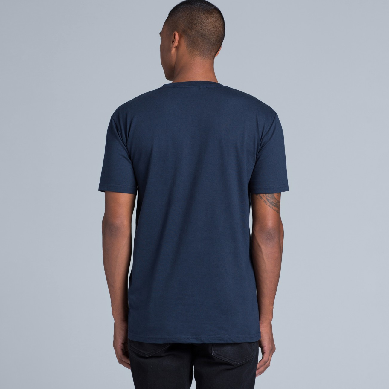 Shirt design nz - Mens Staple Tee