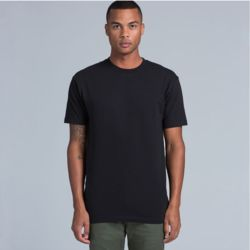 Mens Block T shirt Thumbnail
