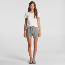 Womens Perry Track Shorts Thumbnail