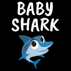 Baby Shark - Mini-Me One-Piece Design
