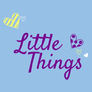 Enjoy The Little Things - Kids Youth T shirt 2 Design