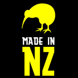 Made In NZ - Mens Staple T shirt Design