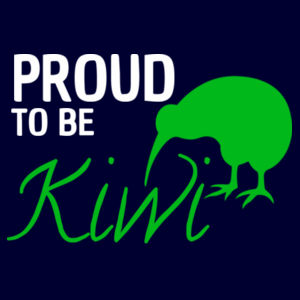 Proud To Be Kiwi - Apron Design