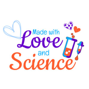 Made With Love And Science - Mini-Me One-Piece Design