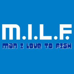 I love to Fish Design