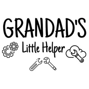Grandad's Little Helper Design