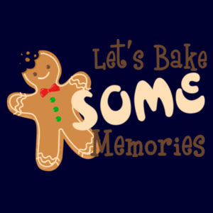 LET'S BAKE SOME MEMORIES - Apron Design