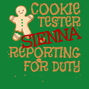 COOKIE TESTER Design