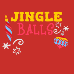 CHRISTMAS JINGLE - Mens Basic Tee Design