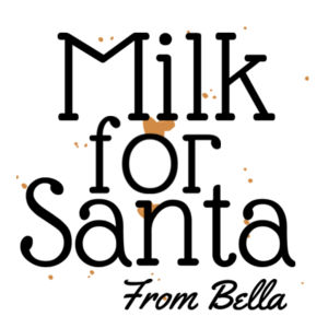 Milk for Santa - Mug Design