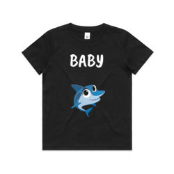 Baby Shark - Kids Youth T shirt Thumbnail