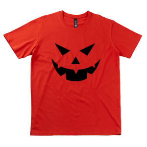 Halloween Jack O Lantern - Mens Icon Tee Thumbnail
