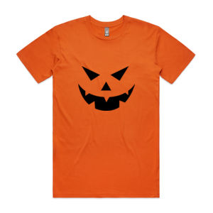 Halloween Jack O Lantern - Mens Staple T shirt Thumbnail