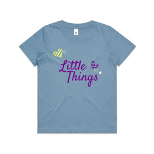 Enjoy The Little Things - Kids Youth T shirt 2 Thumbnail