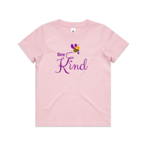 Bee Kind - Kids Youth T shirt Thumbnail