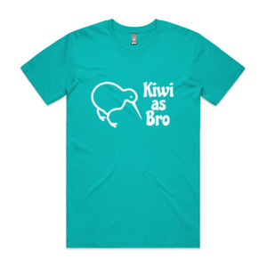 Kiwi As Bro - Mens Staple T shirt Thumbnail