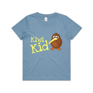 Kiwi Kid - Kids Youth T shirt Thumbnail