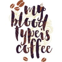 My Blood Type Is Coffee Thumbnail