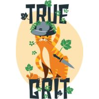 True Grit Cat Thumbnail