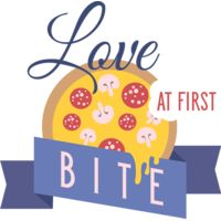 Love At First Bite Pizza Thumbnail