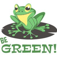 Be Green Frog Thumbnail