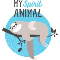 My Spirit Animal Sloth Thumbnail
