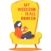 My Weekend Is All Booked Thumbnail