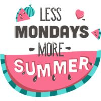 Less Mondays More Summer Thumbnail