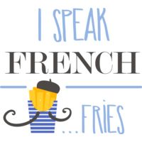 I Speak French Fries Thumbnail